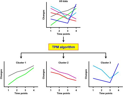 temporal pattern mining tpm algorithm